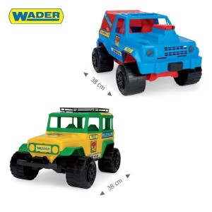 WADER 37090 Color Cars - Auto terenowe